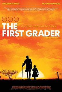 215px-TheFirstGrader2010Poster